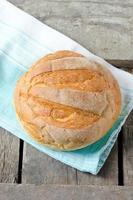 pain au maïs photo