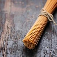 spaghetti de blé entier