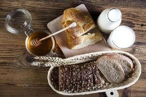 pains dans le panier