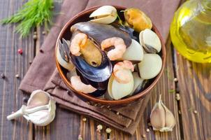 Fruit de mer photo