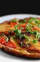 omelette espagnole 2