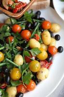 salade de base nicoise