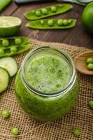 smoothie au concombre photo
