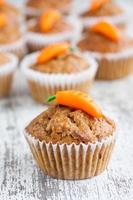 muffin aux carottes photo