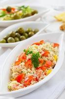 salade de couscous photo