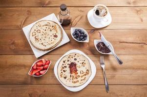 Crêpes photo