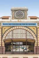 Gare abandonnée de Dakar, Sénégal, bâtiment colonial photo