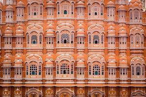 hawa mahal palace à jaipur
