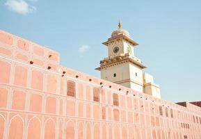 Govind devji temple dans le palais de la ville photo