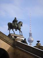 berlin ancien et nouveau photo