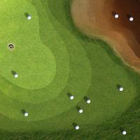 voiturette de golf photo