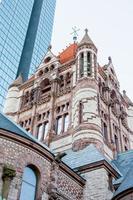 église de la trinité de boston photo