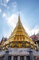 temple du bouddha émeraude photo
