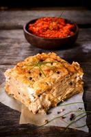 temps de lasagne