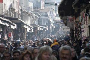 grand bazar à istanbul photo