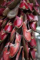 chaussures turques traditionnelles photo
