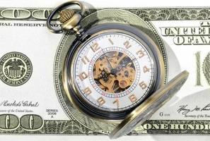 temps et argent photo