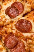 garnitures de pizza photo