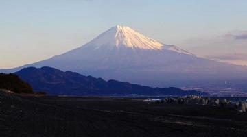 Fuji de montagne photo