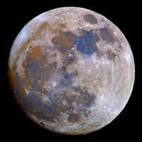 pleine lune photo