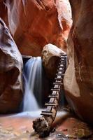 Canyon de la fente du ruisseau Kanarra photo
