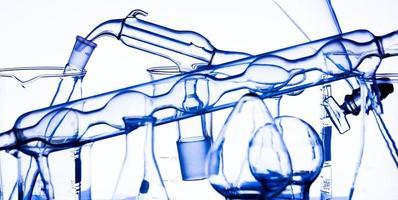 verre de laboratoire