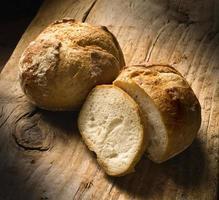 Miche de pain photo