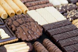 des chocolats