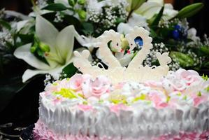 tarte de mariage photo