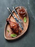 cuisse de poulet photo