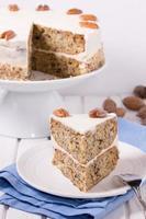 "gâteau ""colibri"". photo"