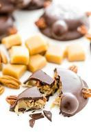 tortues caramel aux pacanes photo
