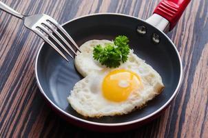 petit déjeuner créatif du matin photo