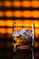 whisky et glace