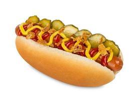 Hot-dog photo