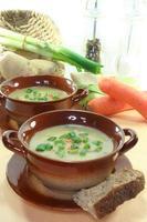 soupe de pomme de terre