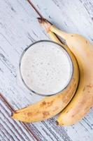 Milk-shake photo