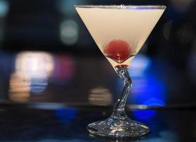 Martini au litchi photo