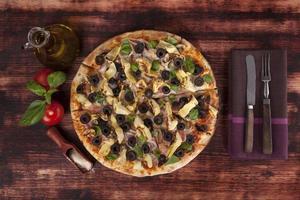 Pizza. photo