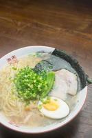 nouilles japonaises shio ramen