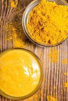 sauce au curry photo