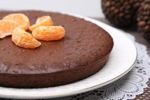 gâteau au chocolat photo