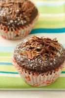 muffins au chocolat photo
