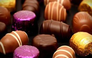 des chocolats photo