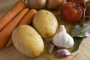ingrédients de cuisine photo