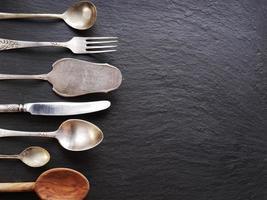 ustensiles de cuisine. photo