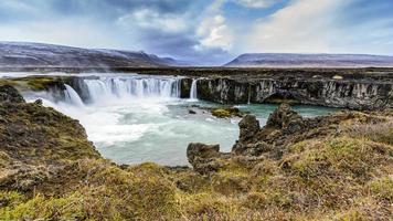 godafoss, islande photo