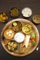 thali indien du nord