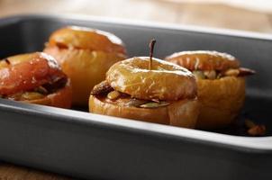 pommes cuites photo