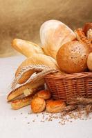 produits de boulangerie photo